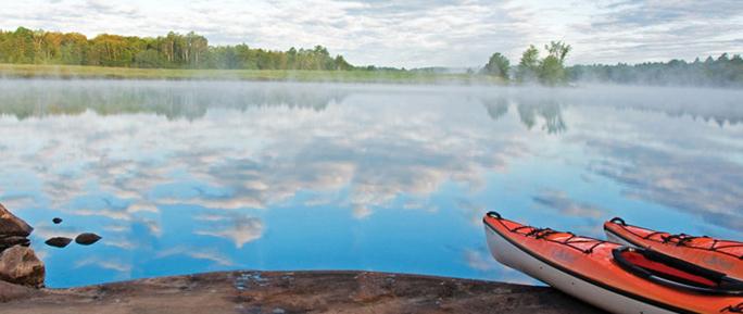 Doe Lake Gravenhurst Muskoka Ontario