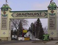 Town of Gravenhurst Muskoka Ontario