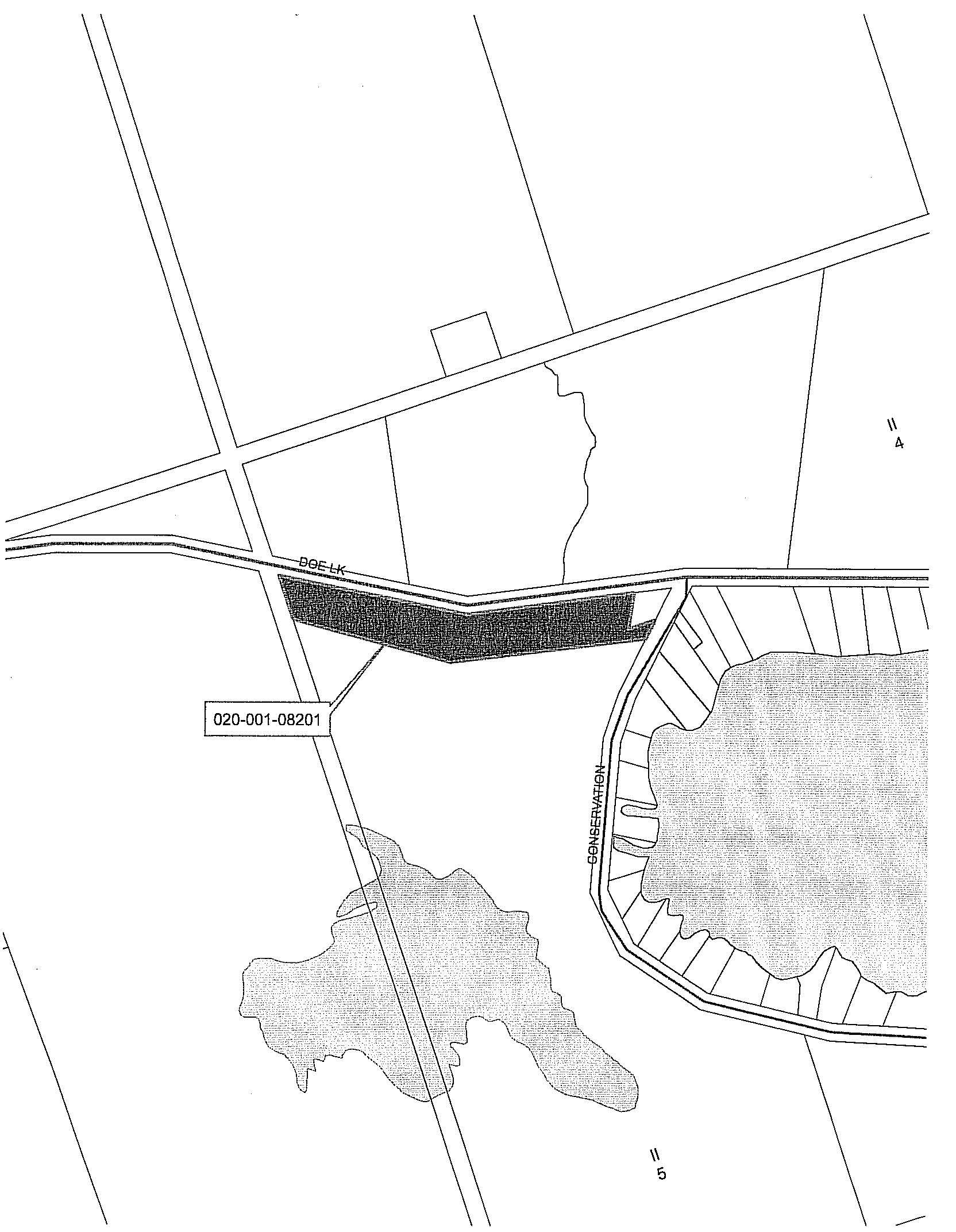 Doe Lake Gravenhurst Muskoka Zoning