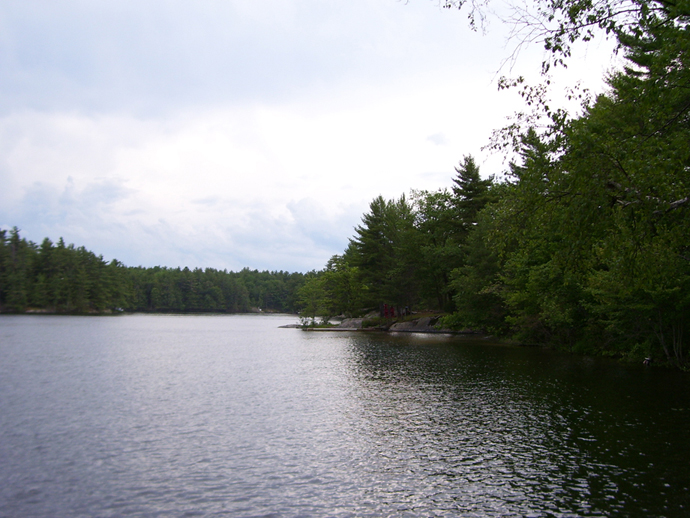 Trent Severn Waterway Land Parcel Property For Sale