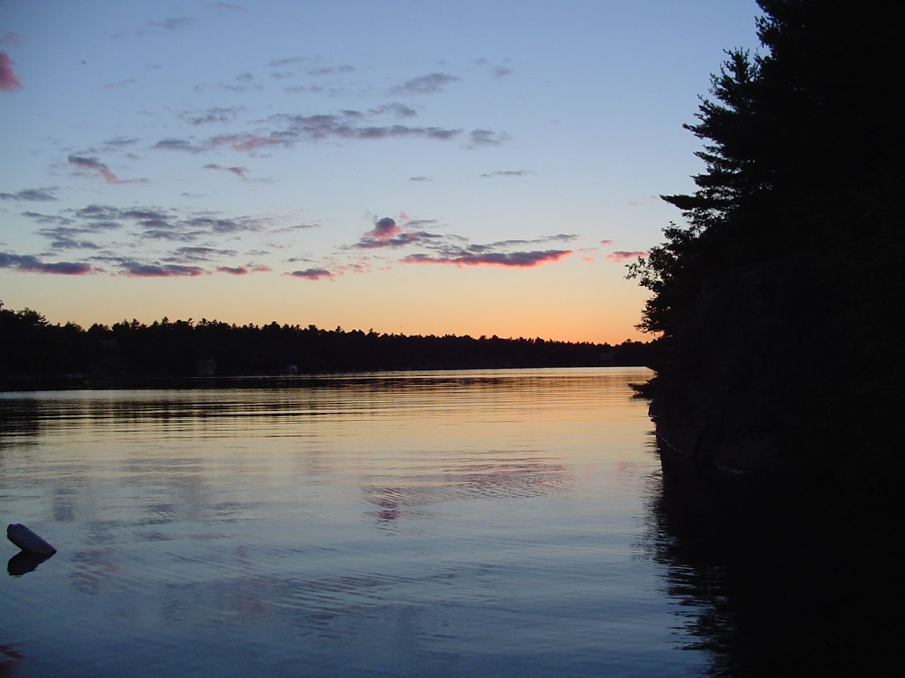 Sunny Lake Gravenhurst Muskoka Ontario