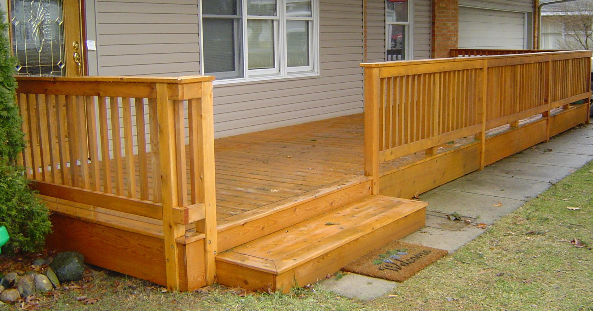 Expand Deck