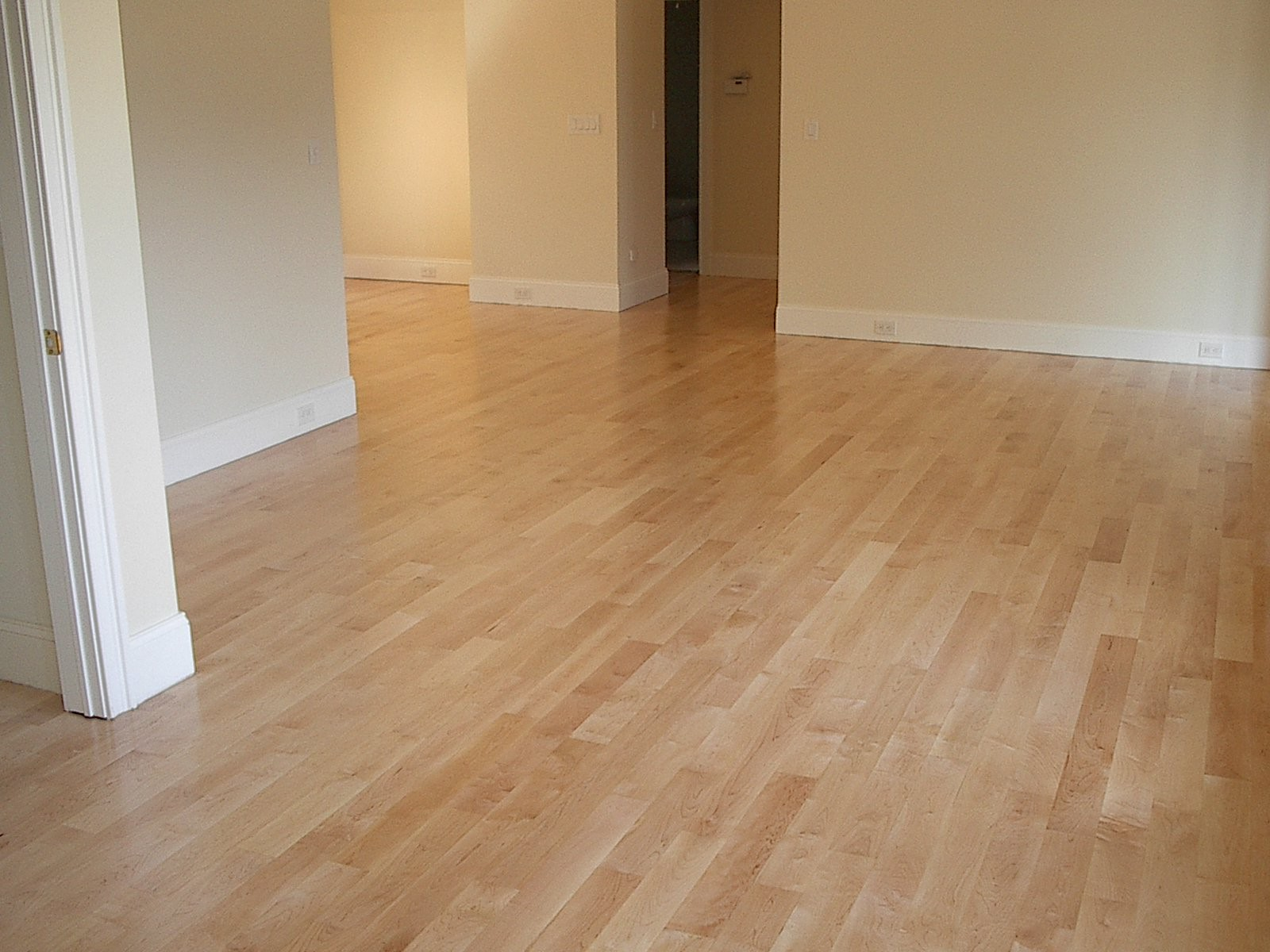 Property maintenance Wood floor installer