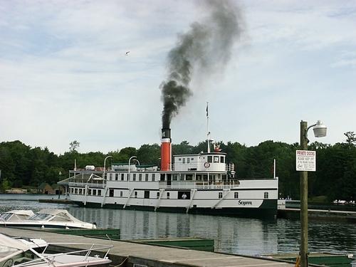 The Muskoka Steamship Experience Today