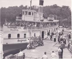 The History of Muskoka Steamship