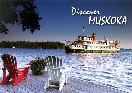 Discover The Amazing Muskoka Region