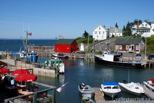 digby nova scotia cottage rental