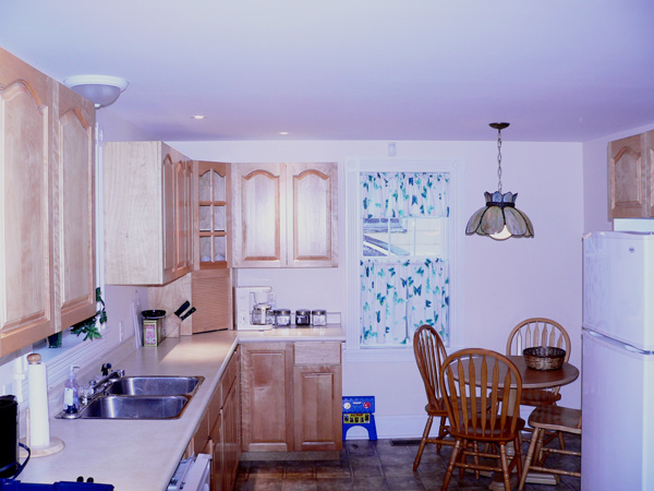 Large Kitchen with Store, Fridge, Mircrowave, Dishwasher, etc. All Appliances and Utensils